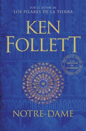 'Notre-Dame', de Ken Follet