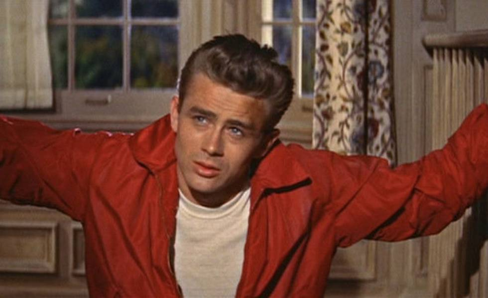 James Dean, protagonista de 'Rebel Without a Cause'