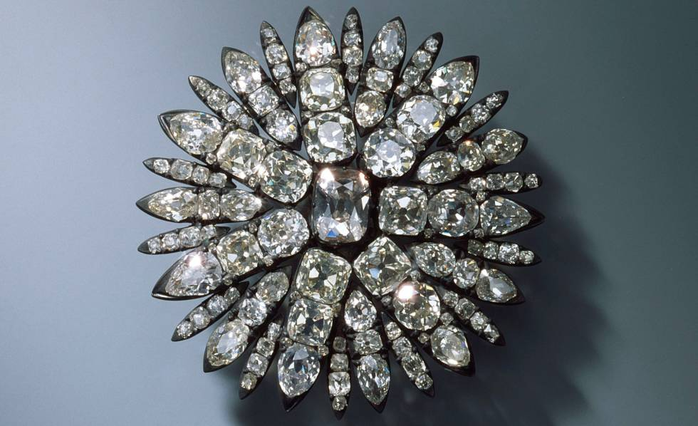 Another of the jewels stolen in Dresden.