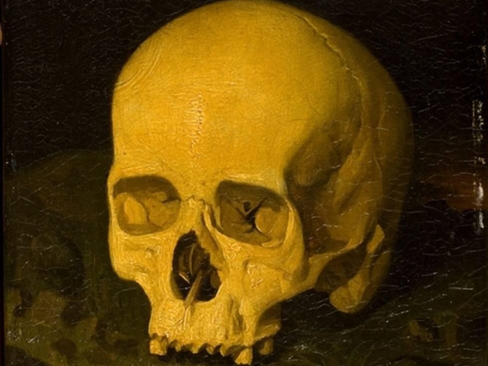 ADN para resolver el misterio del cráneo de Goya