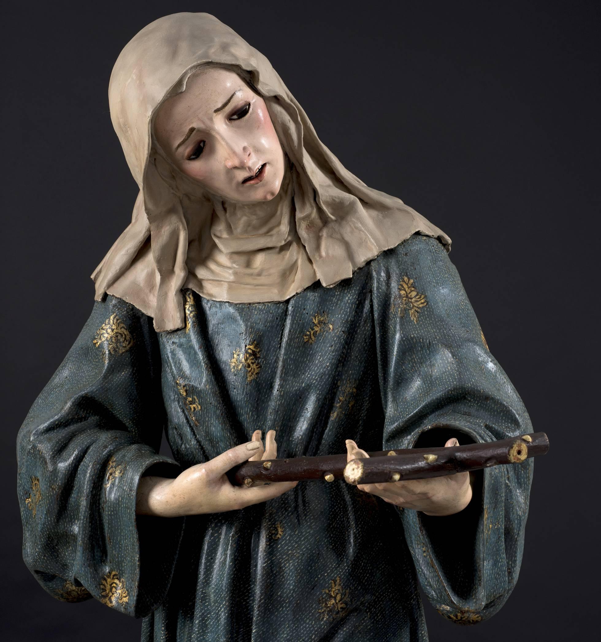 Santa Margarita de Cortona, José de Mora