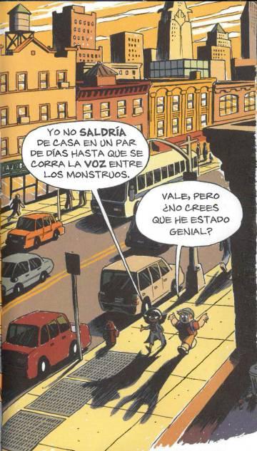 'Los espeluznantes casos de Margo Maloo'.