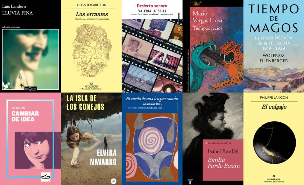 Los 50 Mejores Libros De 2019 Babelia El País