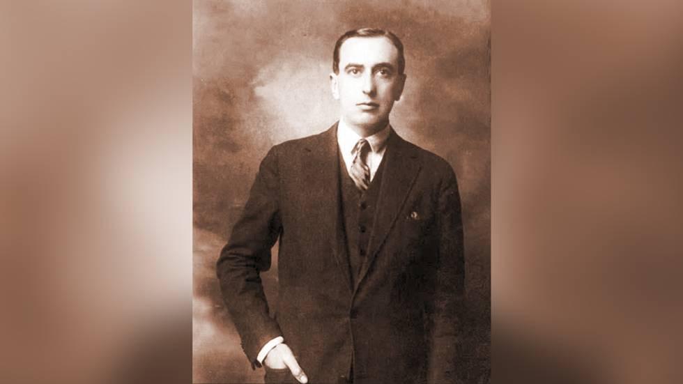 Vicente Huidobro en las primeras décadas del siglo XX.rn