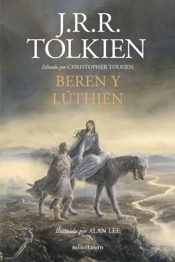 Das Cover von 'Beren und Lúthien'.