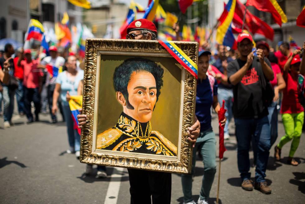 Las cien caras (y cruces) de Bolívar | Cultura | EL PAÍS