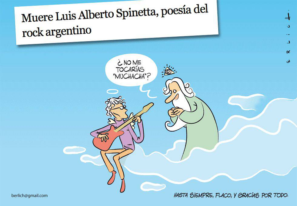 Luis Alberto Spinetta