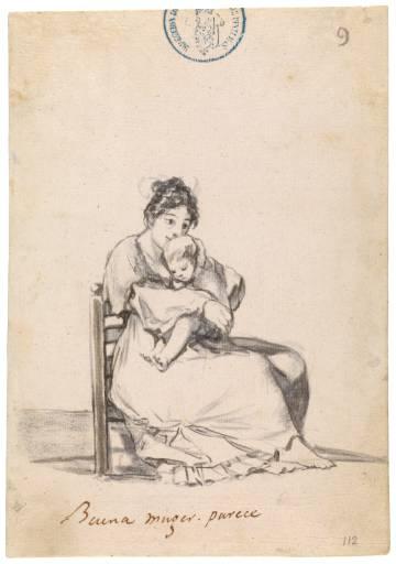 'Good woman, it seems' (1808-1814).