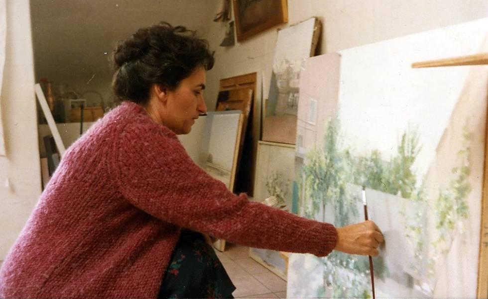 Maria Moreno pintora