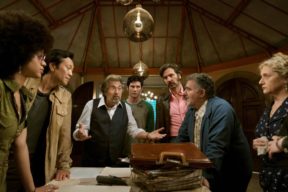 'Hunters': Al Pacino on the hunt for the Nazis