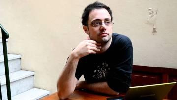 Ramiro Sanchiz. Author of 'The Expansion of the Universe' (Random House)