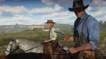 Un momento del 'Red Dead Redemption 2'.