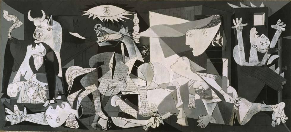 Picasso y el terror de las víctimas | Babelia | EL PAÍS