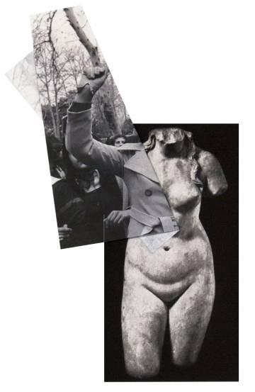 'Collage' de Ira Lombardía.