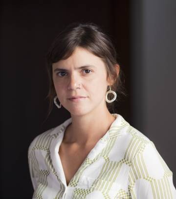 Valeria Luiselli, en Mantua en 2019.