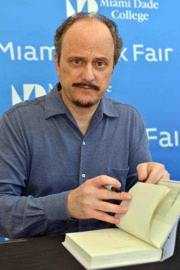 Jeffrey Eugenides, en Miame en 2019.