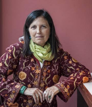 Claudia Piñeiro, en Madrid en 2019.
