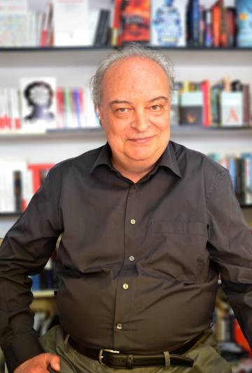 Enrique Vila Matas, en Madrid en 2017.