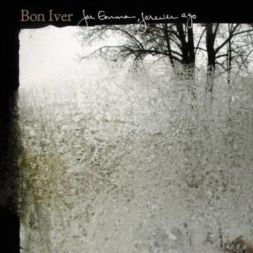 Portada del disco 'For Emma, Forever Ago'.