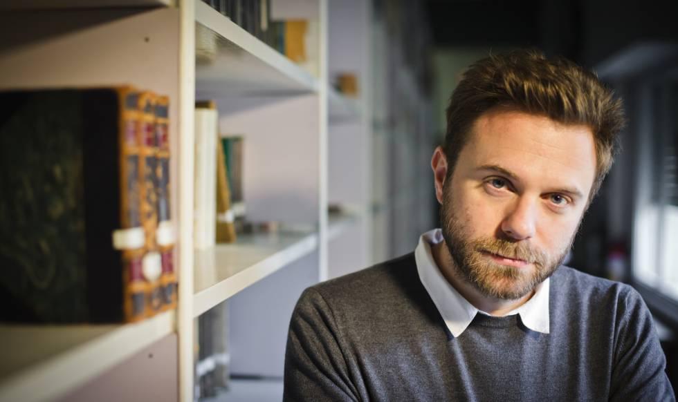 El escritor Paolo Giordano, en una imagen de 2019.