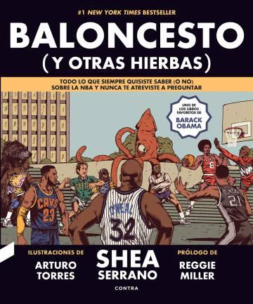 'Baloncesto y otras hierbas': una historia ilustrada de la NBA