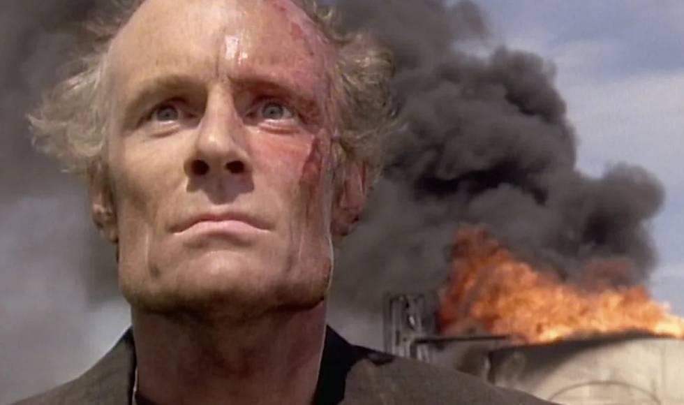 Una imagen de la miniserie 'The Stand' (1994), inspirada en la novela 'Apocalipsis', de Stephen King.