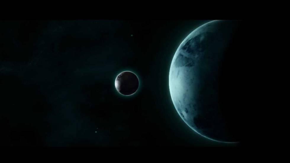 Una imagen de 'Melancolía' (2011), de Lars von Trier.