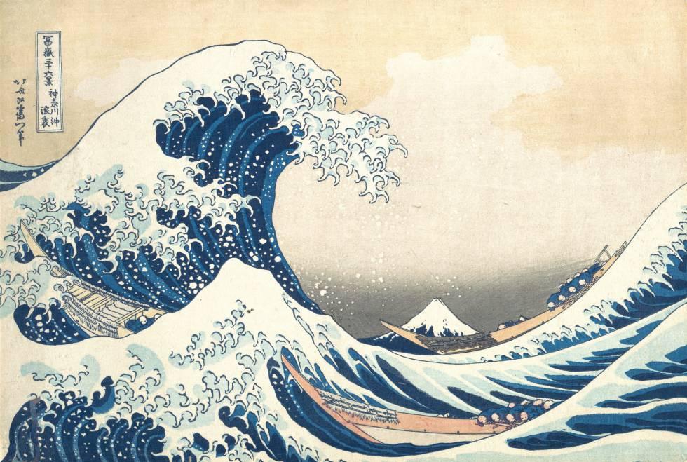 l'onada gegant japon
