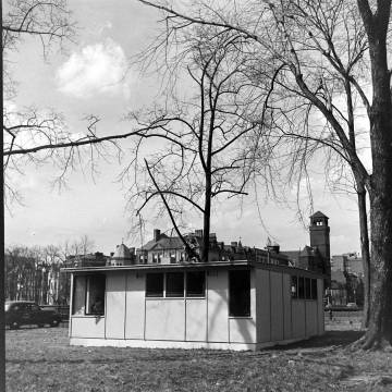 Casa desmontable diseñada por Jean Prouvé en 1945.