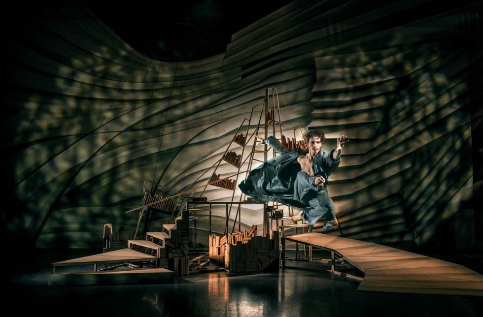 'El Quijote del Plata', coreografía de Blanca Li para el Ballet Nacional de Sodre.