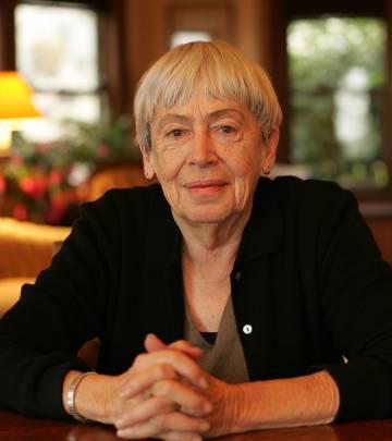 Ursula K. Le Guin.