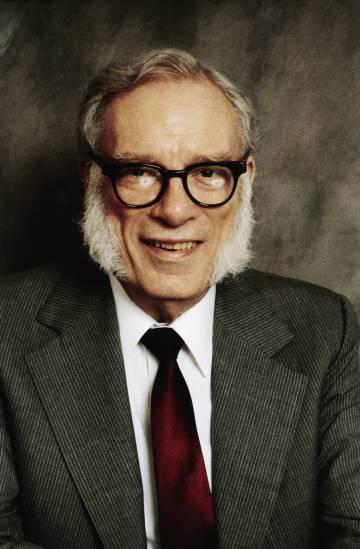 Isaac Asimov.
