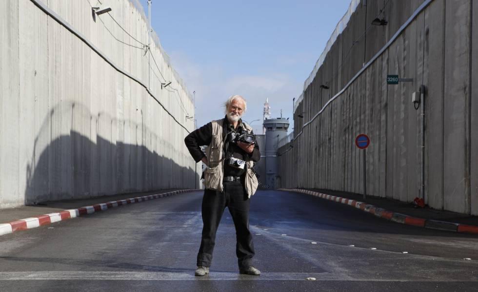 Josef Koudelka en 'Shooting Holy Land'.