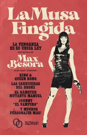 Cover of 'La musa fingida', by Max Besora.