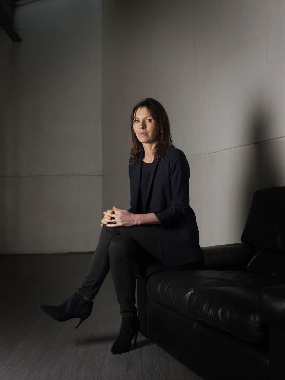 La escritora Rachel Cusk, en una imagen de 2016