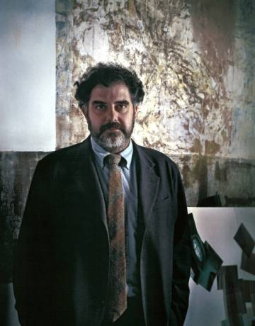 The architect Enric Miralles.