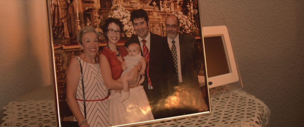 The relatives of one of the doctors who died from the covid: