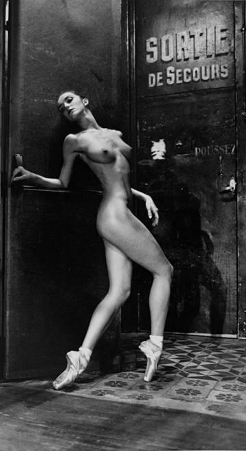 'Ballet de Monte Carlo' (1992), de Helmut Newton.