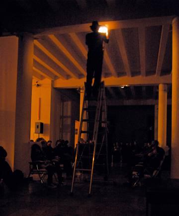 'Blackout #23', de Tres, en Berlín, noviembre de 2007.
