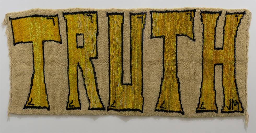 'Truth' (2018), de Josep Maynou.