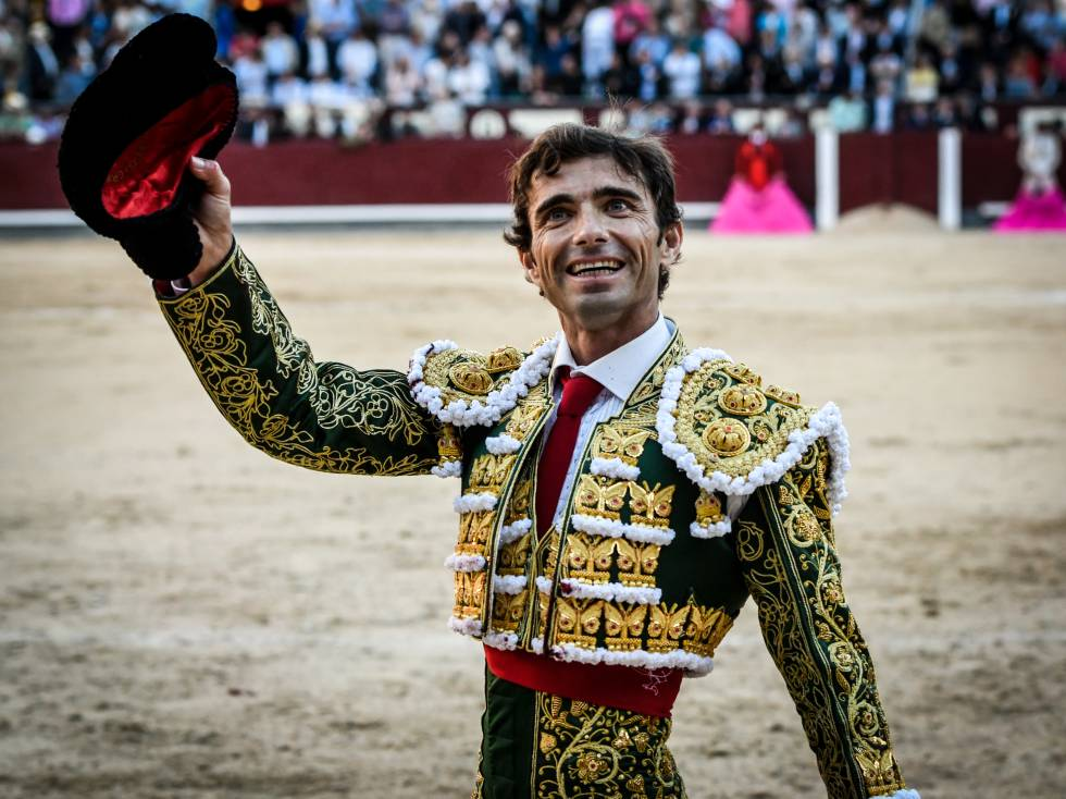 Return to the ring of Fernando Robleño in Madrid.
