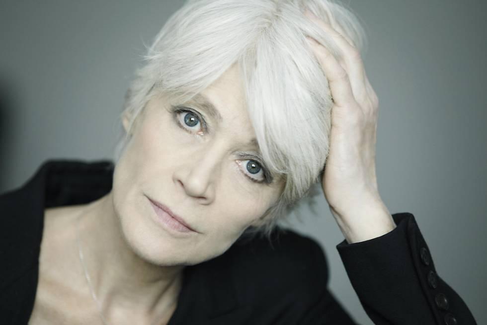 Françoise Hardy, today.