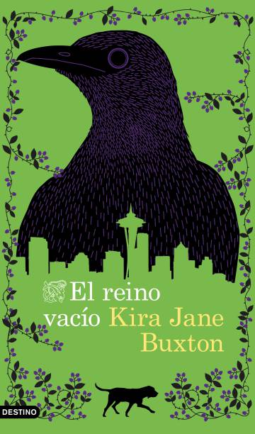 Cover of 'The Empty Kingdom', by Kira Jane Buxton.