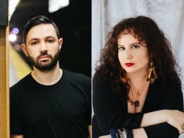 Alex Dimitrov y Dorothea Lasky.