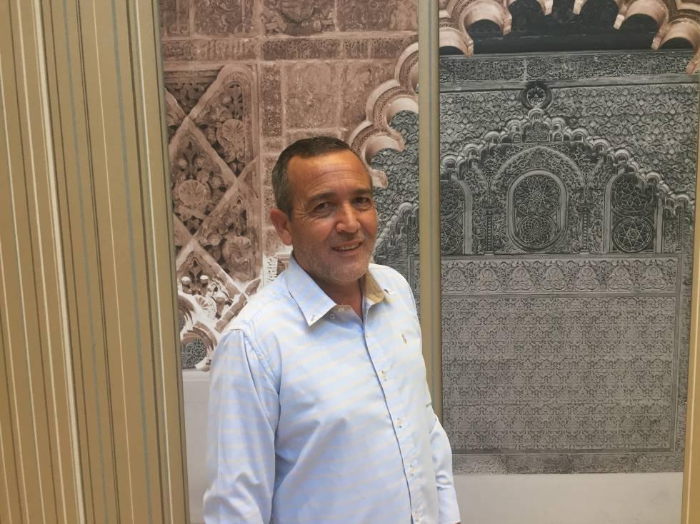Domingo Valderrama, en una imagen reciente.