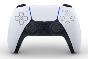 The Dual Sense, the controller of the PS5.