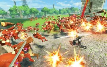 'Hyrule Warriors: La era del cataclismo', explorando el origen alternativo de 'Zelda: Breath of the Wild'