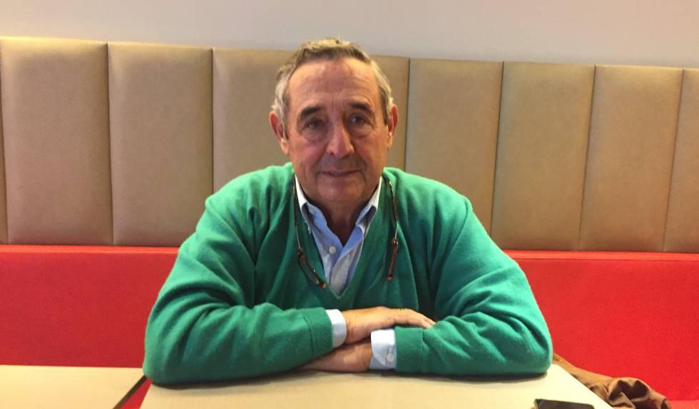 José Joaquín Moreno Silva, rancher from Saltillo.