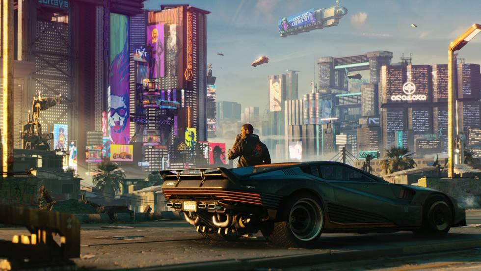 Cyberpunk 2077': la espera no ha terminado | Blog 1 UP | EL PAÍS