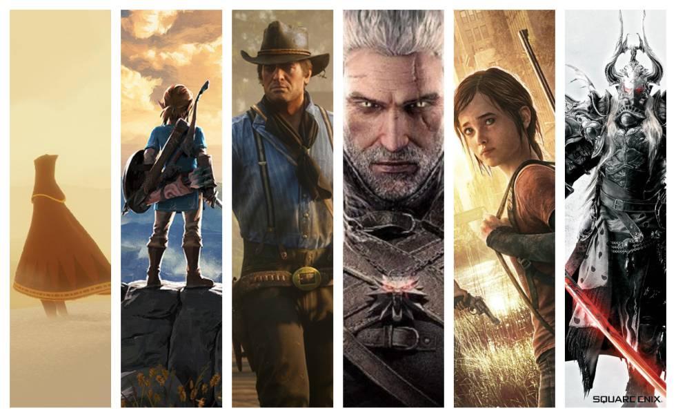 Los 10 mejores videojuegos de la década